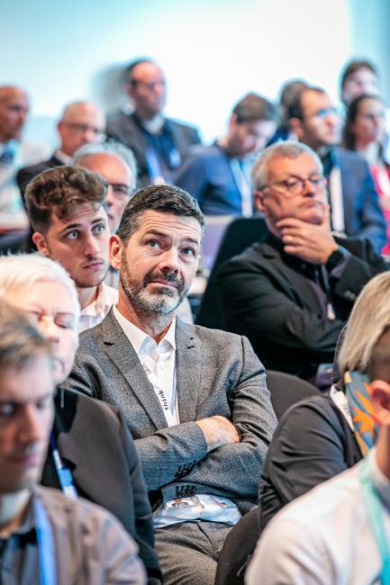 IBM think event fotografie Brussels reportage